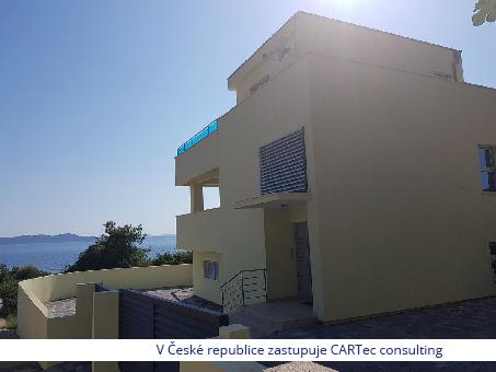 ZADAR/KOŽINO - Prodej rodinného domu - 85 m od moře
