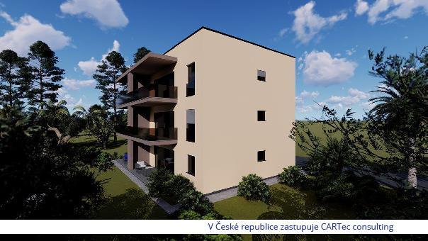 NIN - Prodej apartmánů - 200 m od moře