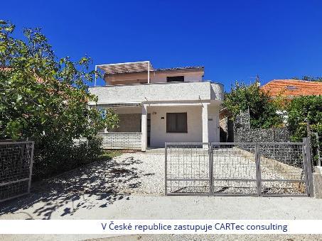 PRIVLAKA/ŠKRAPAVAC - Prodej rodinného domku - 120m od moře