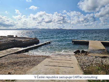 KOŽINO - Prodej stavebního pozemku s výhledem na moře