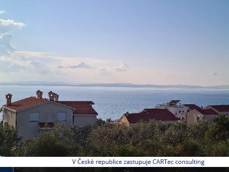KOŽINO - Prodej stavebních pozemků s projektem a platným stavebním povolením - Krásná lokalita (150 m od moře)
