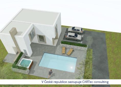 NIN / GRBE - Prodej luxusní vily