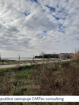 PRIVLAKA - Prodej stavebního pozemku 150 m od moře