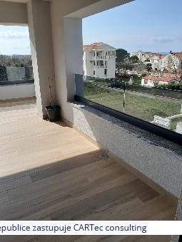 NIN / ZATON - Prodej dvouetážového apartmánu - 150 m od moře