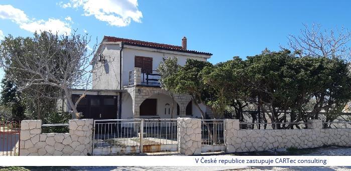 NIN / ŽDRIJAC - Prodej rekreačního domu - 250 m od moře