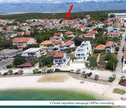 VRSI / MULO - Prodej dvojdomu - 400 m od moře