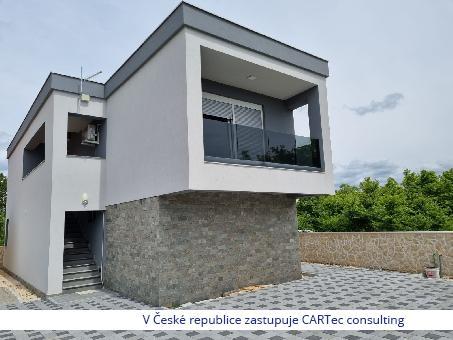 NIN - Prodej rekreačního domu - 300 m od moře a pláže