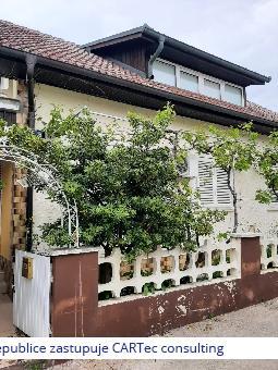 VRSI / ZUKVE - Prodej rekreačního domu s garáží - 50 m od moře