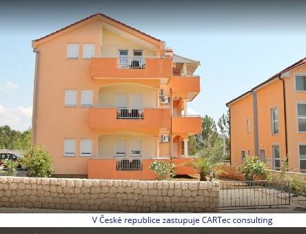 VRSI / MULO - Prodej apartmánového domu - 300 m od moře