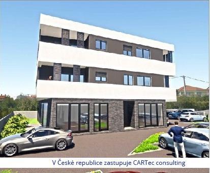 ZADAR / MELADA (Maslina) - Prodej bytů v novostavbě - 2,5 km od moře a 3 km od centra Zadaru