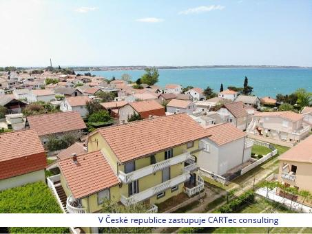 VRSI / ZUKVE - Prodej apartmánového domu