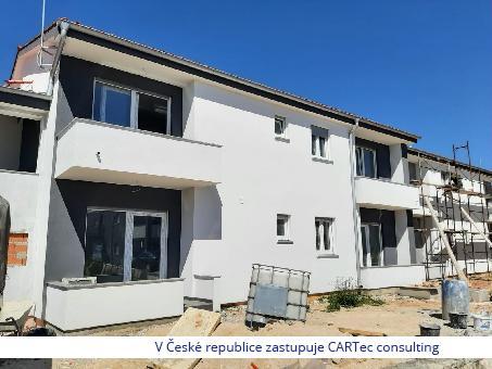 NIN / ZATON - Prodej apartmánu se dvěma ložnicemi - 350 m od moře