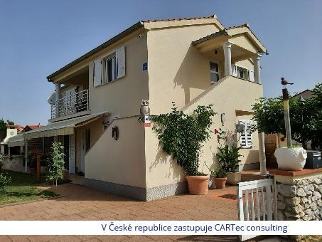 VRSI / MULO - Prodej rekreačního domu - 360 m od moře