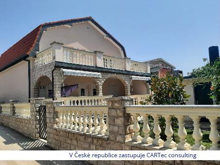 VRSI / ZUKVE - Prodej rekreačního domu - 90 m od moře