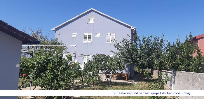 NIN / ŽDRIJAC - Prodej rekreačního domu - 50 m od moře