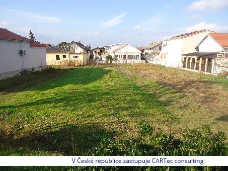 VRSI / ZUKVE - Prodej stavebního pozemku - 150 m od moře a pláže