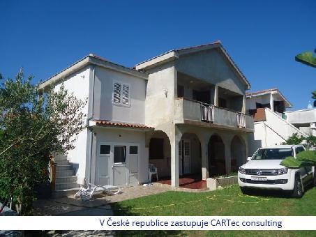 NIN / ŽDRIJAC - Prodej domu k rekreaci - 2. řada a 20 m od moře a pláže