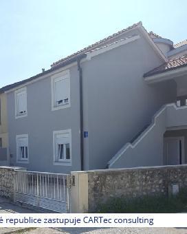 NIN / GRBLJANSKE VIKENDICE  - Prodej domu se dvěma byty - cca 550 m od moře