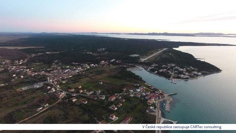 Zaton / Punta Šepurine - Prodej obytného domu se 3 apartmány - 150 m od moře