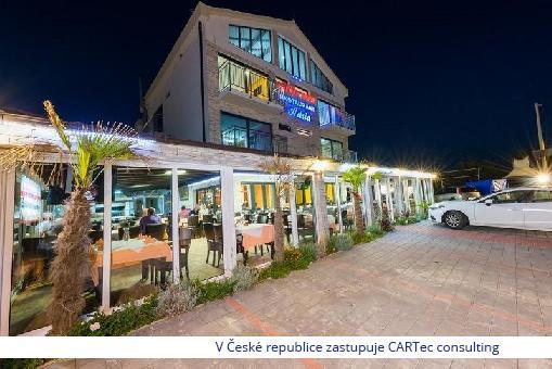 NIN / ZATON - Prodej hotelu - 200m od moře