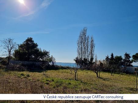 VRSI / MULO - Prodej stavebního pozemku - pouhých 50 m od moře a pláže