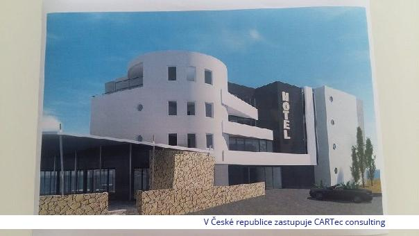NIN - Prodej hotelu APARTHOTEL s restaurací a 10 apartmány