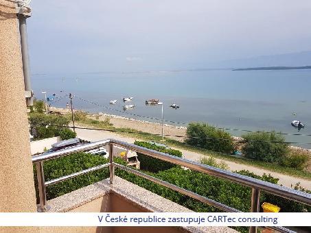 NIN / ŽDRIJAC - Prodej domu - 1. řada u moře