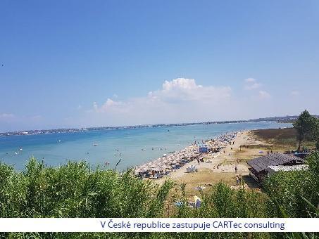 NIN / NINSKE VODICE - Prodej stavebního pozemku 100 m od moře a pláže