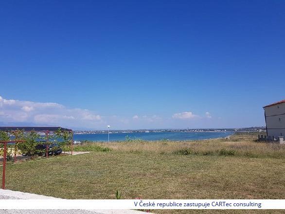 NIN / NINSKE VODICE - Prodej stavebního pozemku 150 m od moře a pláže