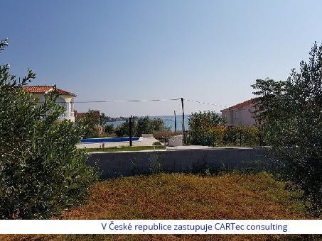 PRIVLAKA - Prodej stavebního pozemku - 75 m od moře