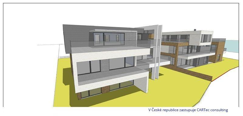 SUKOŠAN -  Prodej luxusních apartmánů - pouhých  10 m od moře!!