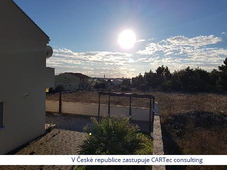 VRSI / MULO - Prodej stavebního pozemku 685 m2 - 200 m od moře a pláže!
