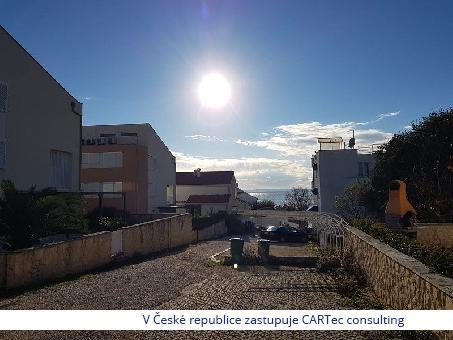 ZADAR - Prodej stavebního pozemku - 70 m od moře!!!