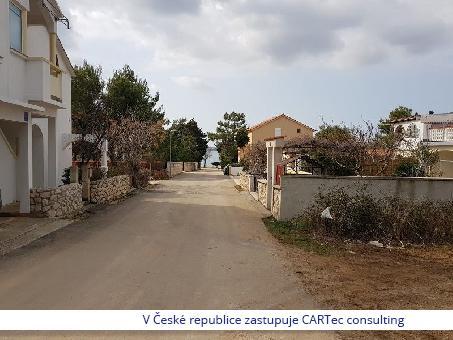 VRSI / MULO - Prodej stavebního pozemku 510 m2 - 100 m od moře!