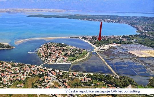NIN - Prodej stavebního pozemku - 200 m od moře