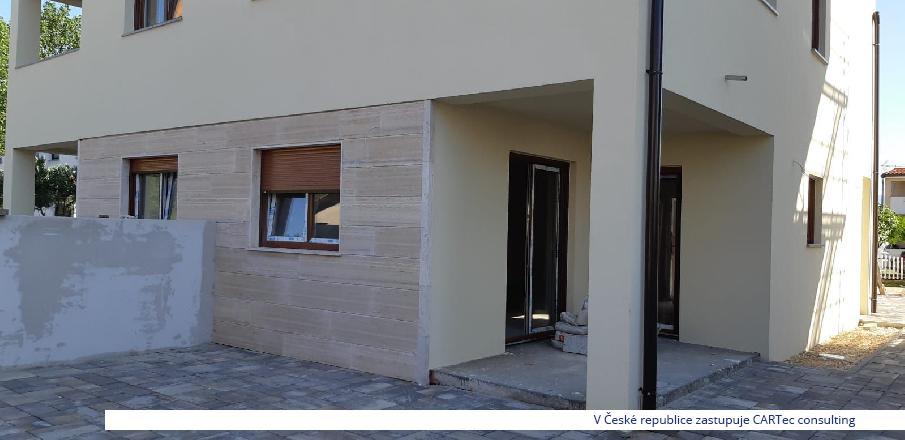 NIN - Prodej domu se dvěma dvoupodlažními bytovými jednotkami - 140 m od moře a pláže