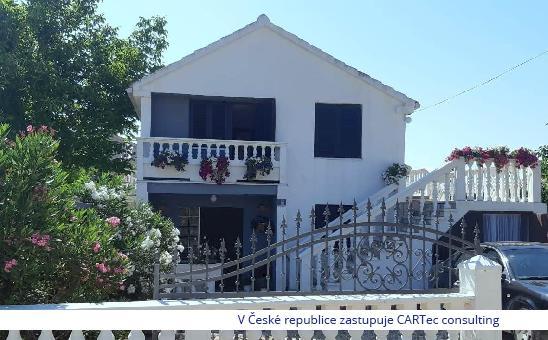 NIN - Prodej domu - 170 m od moře