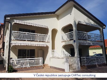 VRSI / ZUKVE - Prodej rekreačního domu - 200 m od moře a pláže