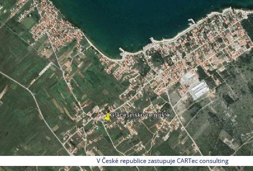 VRSI / MULO - Stavební pozemek - 1000 m od moře