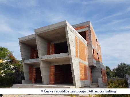 Zaton/Punta Šepurine - Prodej domu ve výstavbě