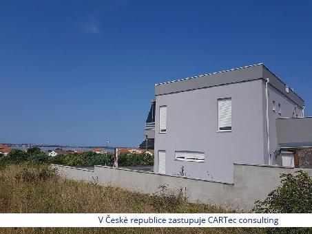 VRSI / MULO - Prodej zařízeného domu se zahradou - 600 m od moře a pláže