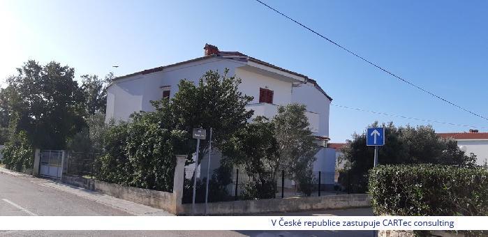 VRSI / MULO - Prodej apartmánového domu - pouhých 50 m od moře!