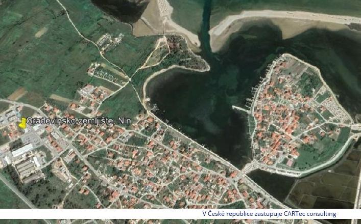 NIN - Prodej stavebního pozemku 700 m2 - 800 m od moře