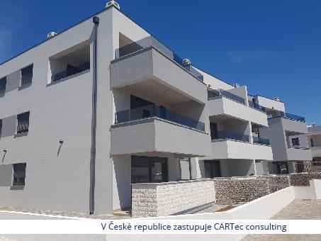 NIN / ZATON - Prodej dvoupodlažních apartmánů v novostavbě