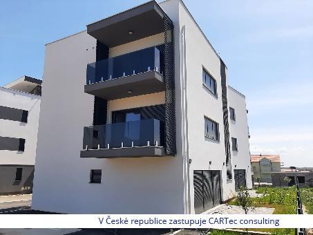 NIN - Prodej posledního apartmánu v novostavbě bytového domu  - 700 m od moře