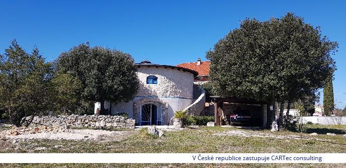 PETRČANE - Prodej stylového domu z kamene