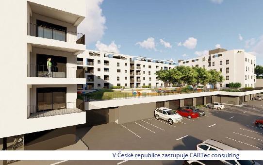 ZADAR/BELAFUŽA - Prodej třípokojového bytu v novostavbě (1 km od moře) .. cena na vyžádání