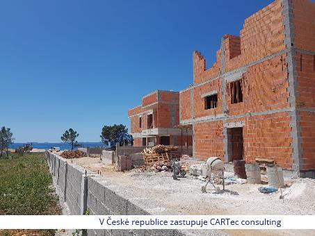 VIR - Prodej apartmánu se 3 ložnicemi  - novostavba - 3. řada od moře