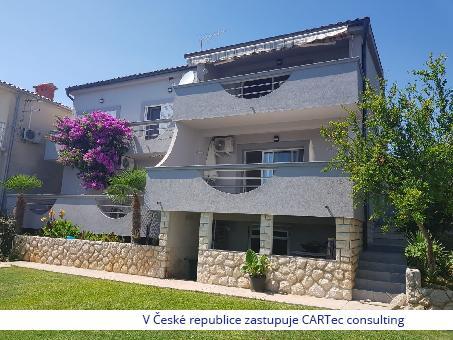 POSEDARJE - Prodej krásného domu s pozemkem u moře