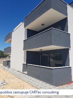 PRIVLAKA - Prodej posledních dvou apartmánů v novostavbě - 50 m od moře